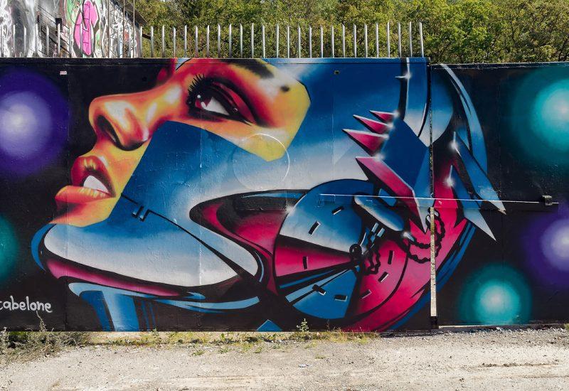 Snösätra Street Art Grafitti